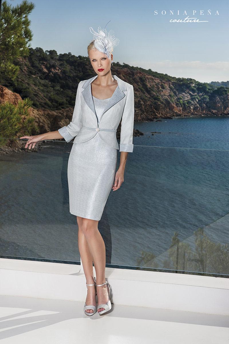 Sonia Peña Couture, vestidos de fiesta, noche y coctel