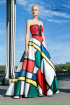 Vestidos de Fiesta y Cocktail. Colección Primavera Verano Completa 2018. Sonia Peña Couture - Ref. 1181011