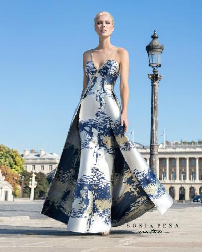 1181010 Primavera Estate 2018 Collezione Completa. Sonia Peña Couture -  Ref. 1181021 a2ae74158a1