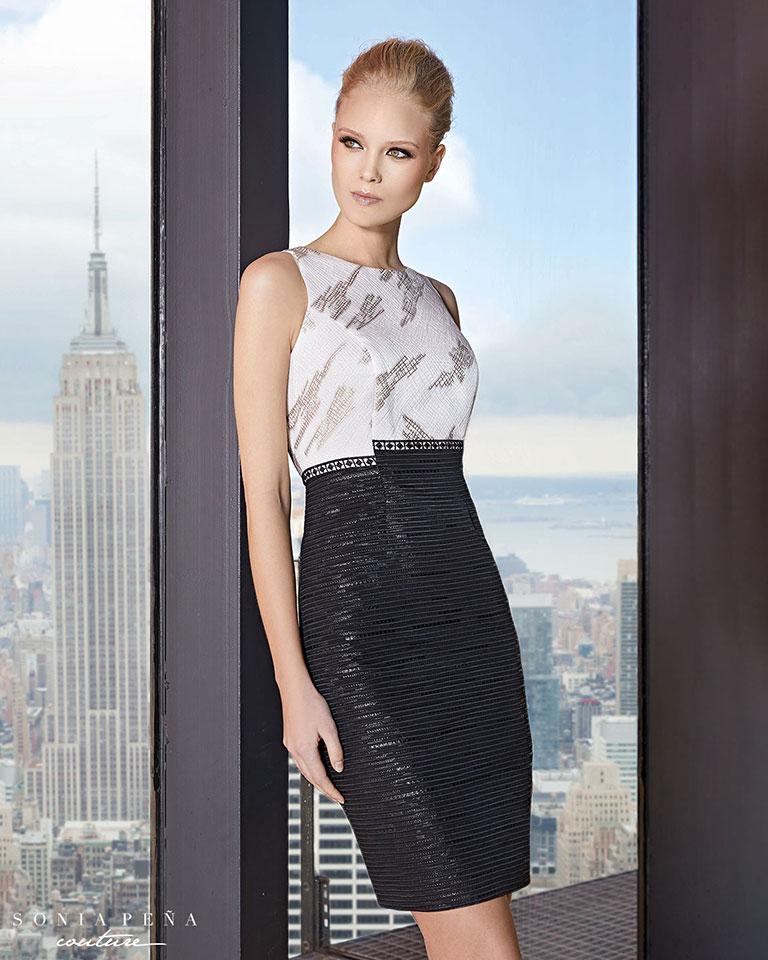 the latest cedf3 5a705 Sonia Peña Couture, abiti cerimonia, abiti sera, abiti ...