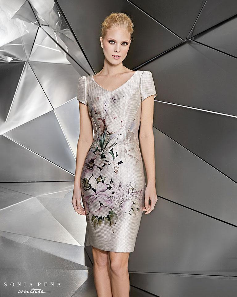 d0572b1de4 1191035 Vestidos de Fiesta y Cocktail. Colección Primavera Verano Completa  2019. Sonia Peña Couture -