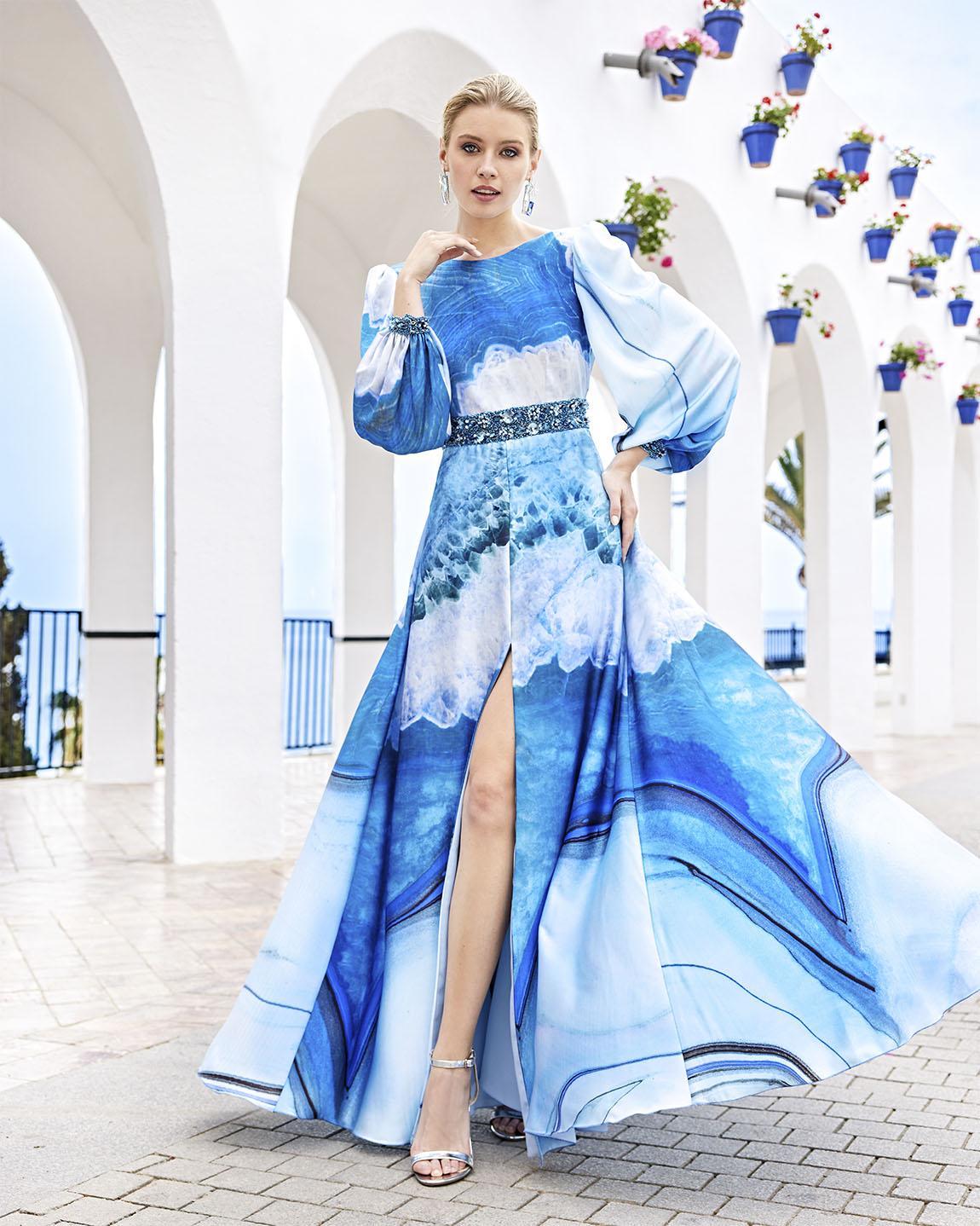 the latest 243d0 07dae Sonia Peña Couture, abiti cerimonia, abiti sera, abiti ...
